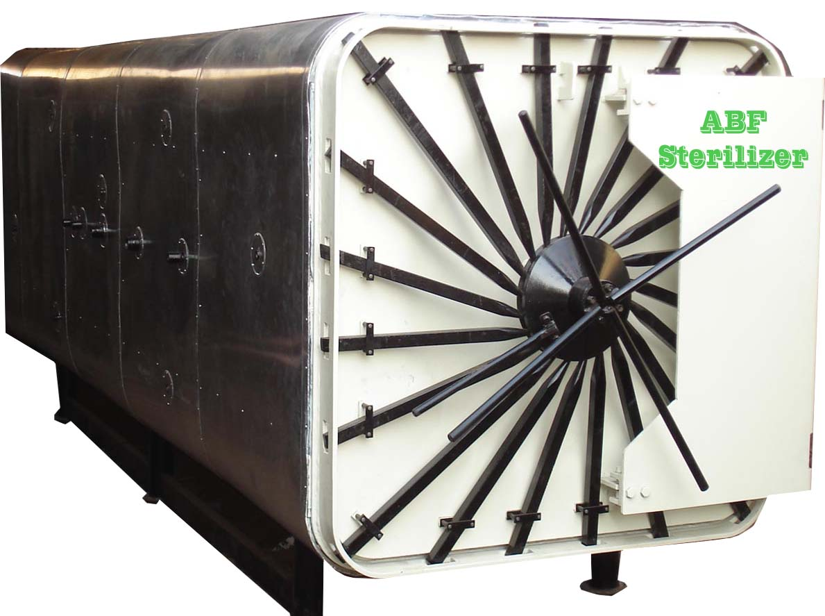 Sterilizer, ETo Sterilizer, Steam Sterilizer